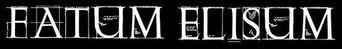 logo Fatum Elisum