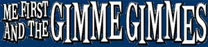 logo Me First and the gimme gimmes