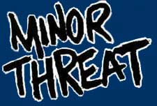 Minor ThreatMinor Threat Logo
