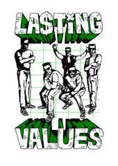 logo Lasting Values