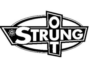 logo Strung Out