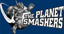 logo The Planet Smashers