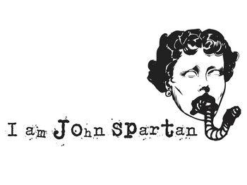 logo I Am John Spartan