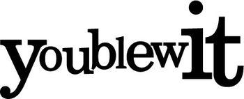 logo You Blew It