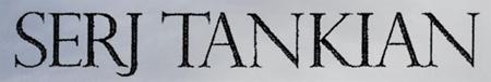 logo Serj Tankian
