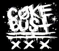 logo Coke Bust