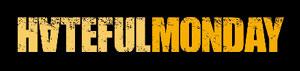 logo Hateful Monday