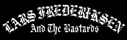 logo Lars Frederiksen & The Bastards