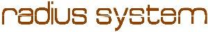 logo Radius System