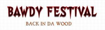 logo Bawdy Festival