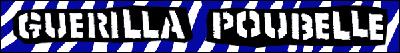 logo Guerilla Poubelle