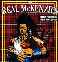 logo The Real McKenzies