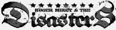 logo Roger Miret & The Disasters