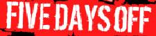 logo Five Days Off