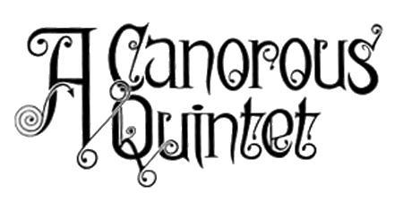 logo A Canorous Quintet