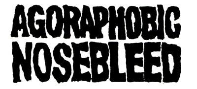 logo Agoraphobic Nosebleed