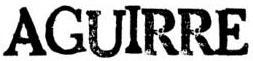 logo Aguirre