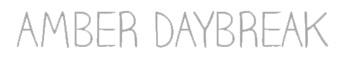 logo Amber Daybreak