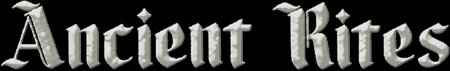 logo Ancient Rites