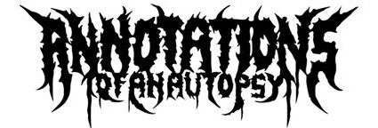 logo Annotations Of An Autopsy