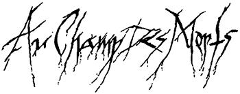 logo Au Champ Des Morts