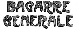 logo Bagarre Generale