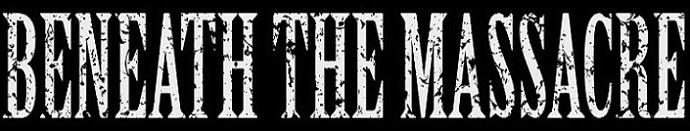 logo Beneath the Massacre