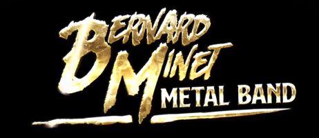 logo Bernard Minet Metal Band