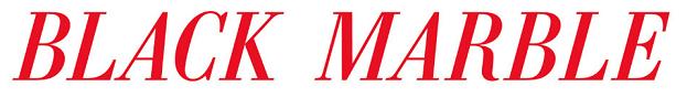 logo Black Marble