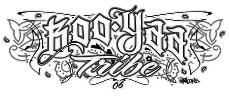 logo Boo-Yaa Tribe