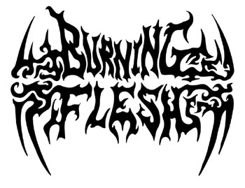 logo Burning Flesh