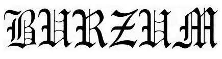 logo Burzum