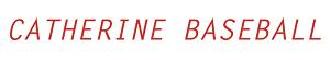 logo Catherine Baseball