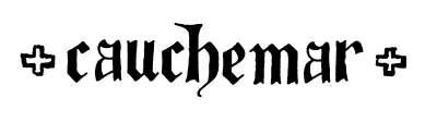logo Cauchemar