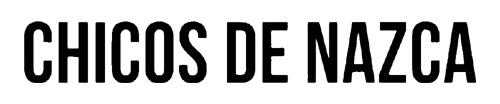 logo Chicos De Nazca