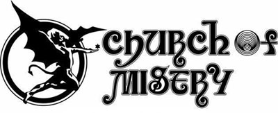 logo Church Of Misery