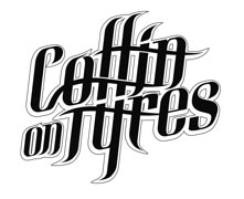 logo Coffin On Tyres