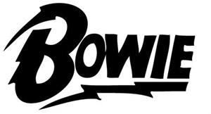logo David Bowie