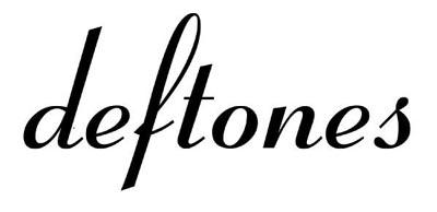 logo Deftones