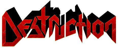logo Destruction
