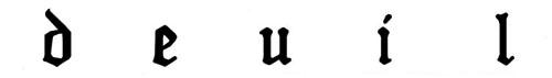 logo Deuil