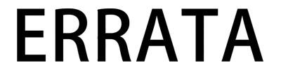 logo Errata