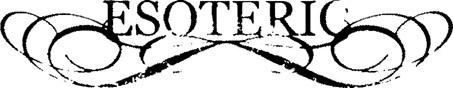 logo Esoteric
