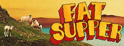 logo Fat Supper