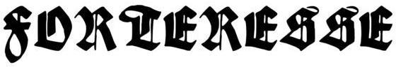logo Forteresse