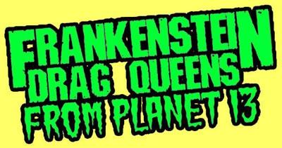 logo Frankenstein Drag Queens From Planet 13