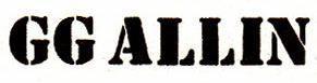 logo GG Allin