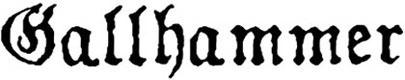 logo Gallhammer