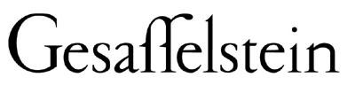 logo Gesaffelstein
