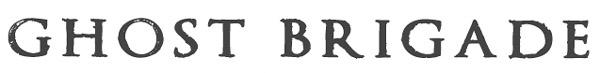 logo Ghost Brigade